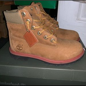 Timberland boots, great condition!